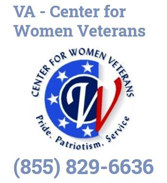 Veteran Resources - Center for Womens Veterans logo