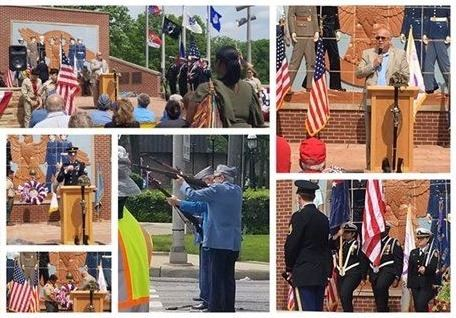 2019 Memorial Day Morning of Remembrance collage 2