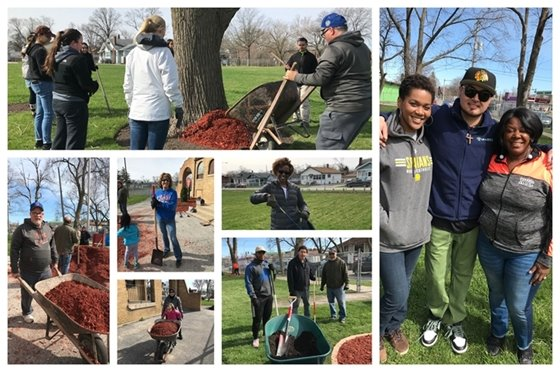 Smith park Clean up