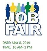 Job Fair May 8th, 2019