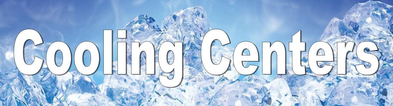 Cooling Centers banner