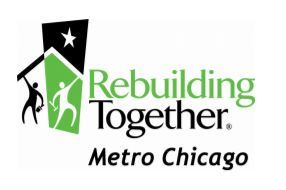 Logo - Rebuilding Together Metro Chicago