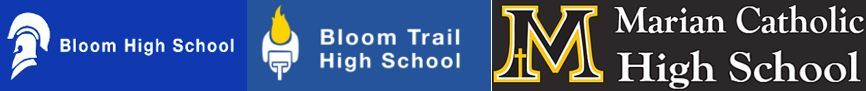 Header - School Zone - Banner for Bloom HS Bloom Trail and Marian Catholic
