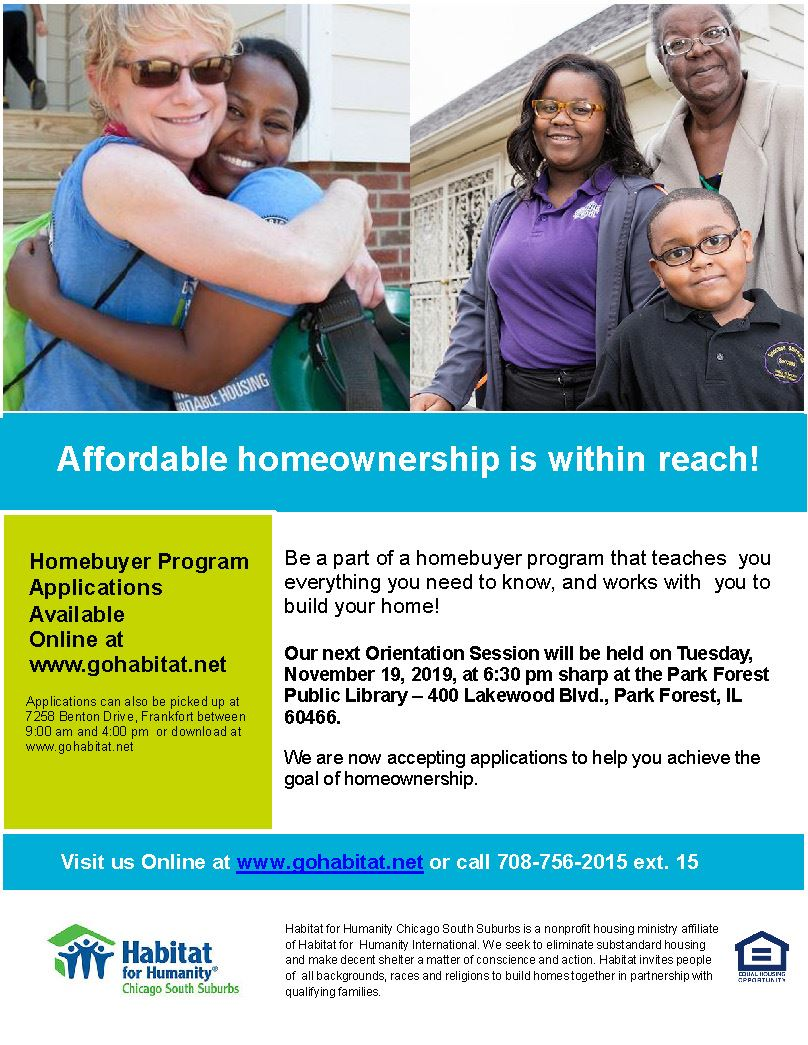 2019 - Flyer - Habitat for Humanity Home Ownership_Page_1