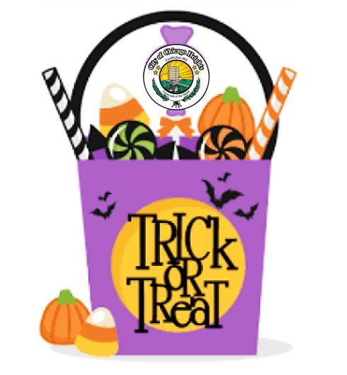 2020 - Trick-or-Treat Clip Art