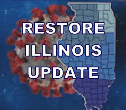 Restore Illinois Update graphic