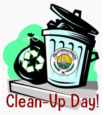 Clean-Up Day Clipart